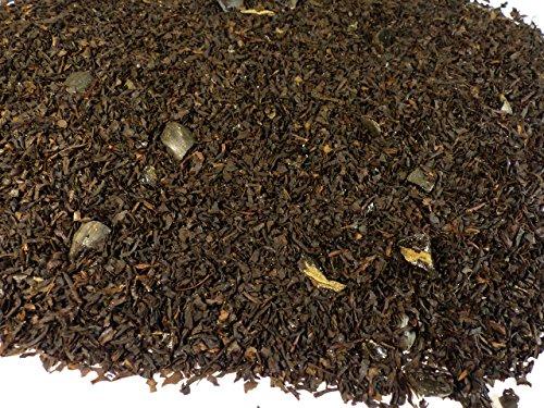 Lakritz Schwarzer Tee Naturideen® 100g