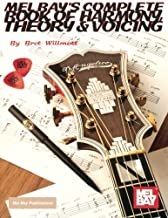 Best complete book of harmony theory and voicing Reviews