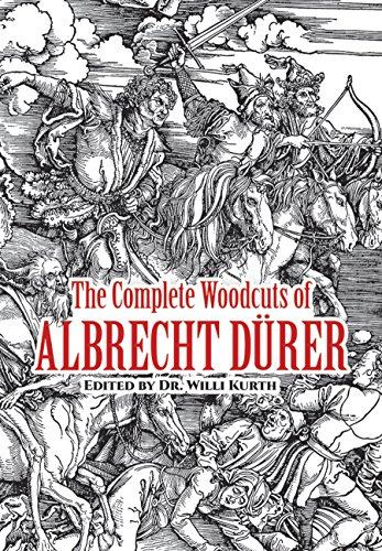 The Complete Woodcuts of Albrecht Durer (Dover Fine Art, History of Art)