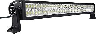 LARS360 240W LED Arbeitsscheinwerfer Auto Beleuchtung mit 80er Combo 3W LEDs Arbeitsleuchte LED Light Bar Offroad Zusatz Scheinwerfer Arbeitsscheinwerfer Wasserdicht IP67 für 4WD PKW SUV ATV