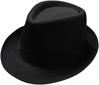 costumes with a fedora
