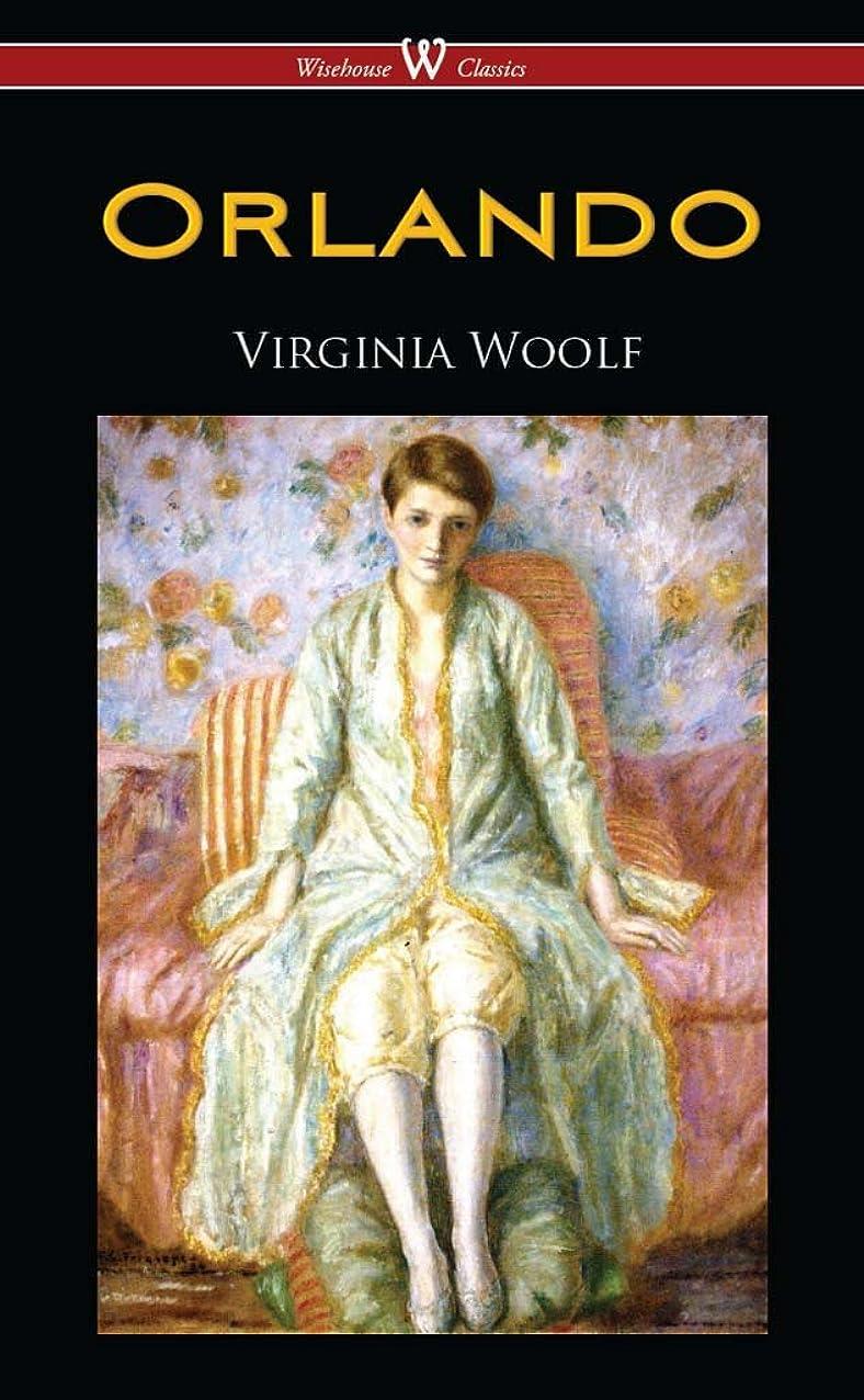 兄弟愛活力模倣Orlando: A Biography (Wisehouse Classics Edition) (English Edition)