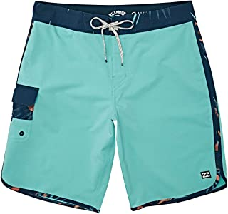 Men's 20 Inch Outseam 4-Way Stretch 73 Pro Boardshort