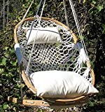Cobble Mountain Bent Oak Chair with Stowaway Foothold