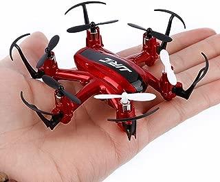 Everyone Love Hexacopter,JJRC H20 Mini RC Quadcopter 2.4G 4Ch 6-Axis Gyro Nano Hexacopter Drone CF RTF (Red)