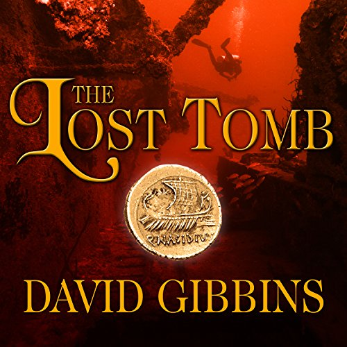 The Lost Tomb audiobook cover art
