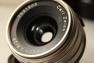 Contax G Zeiss 28mm f/2.8 Biogon Lens for G1 & G2 Cameras
