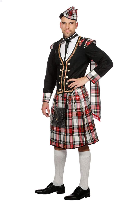 HorrorShop Scottish Men Costume Duncan 56