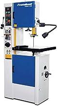 METALLKRAFT 3951407 Metallkraft Modelo VMBS 1408 Sierras de Cinta Verticales, 400 V