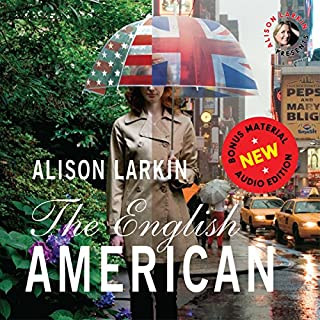 The English American cover art