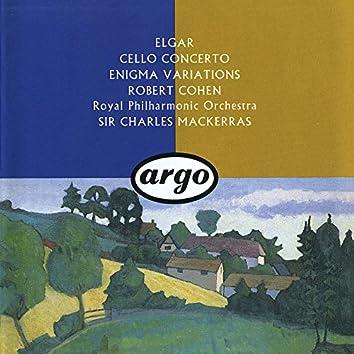 Elgar: Cello Concerto; Enigma Variations; Froissart