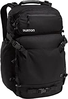 Burton Focus Camera Backpack One Size True Black