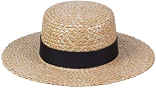 Lack of Color Women's Rico Straw Boater Sun Hat
