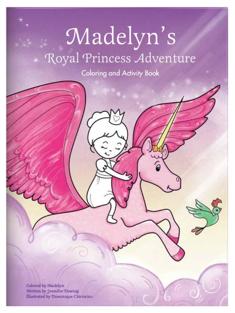 Sale Coloring Book Sale SALE% OFF for Kids Toddlers Children Cus Girls Personalized