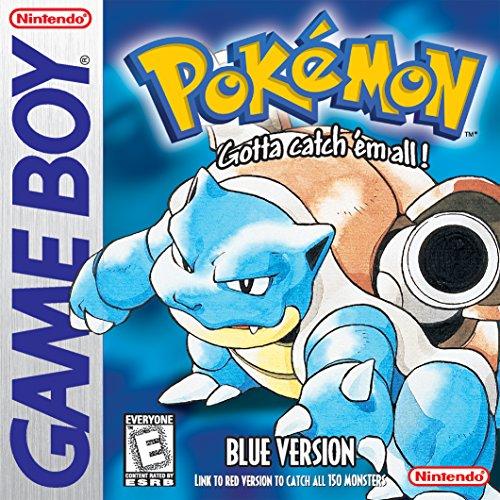 pokemon blue gameboy advance - 3