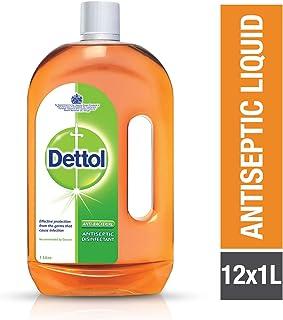 Dettol Antiseptic Liquid 1LTR