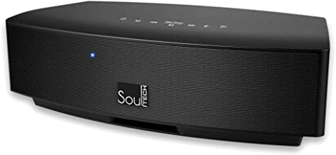 Brilliant Soul Wireless Bluetooth Speaker by Soultech, Powerful Detailed Sound for The Ultimate Listening Experience, Compatible with Alexa