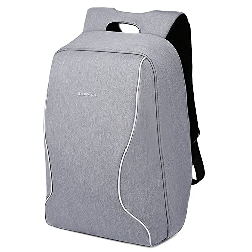 f36dad3d1a Kopack Anti Theft Laptop Backpack Shockproof Travel Bag Lightweight  ScanSmart TSA Friendly Water Resistant Grey