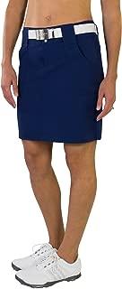 Women's Athletic Clothing, Madras 1 Belted Golf Skort