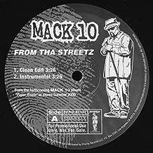 Mack 10 From Tha Streetz vinyl record
