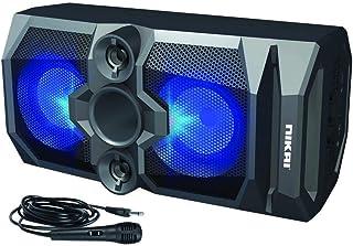 Nikai Portable Bluetooth Speaker System NBTS100