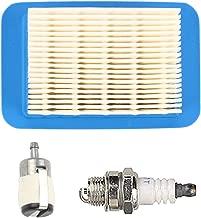 A226000032 Air Filter Spark Plug Fuel Filter Tune Up Kit for Echo 90156 90151 90070 90070C Backpack Leaf Blower 2 Stroke Engine PB-403 PB-403H PB-403T PB-413,PB-413H PB-413T PB-500H PB-500T