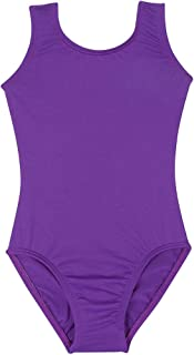 Leotard Boutique Sleeveless Dance Leotards for Girls   Toddler and Girls Sizes   23 Colors of the Rainbow