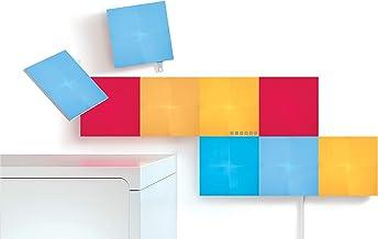 Nanoleaf Canvas Smarter Kit, kunststof, 9 W, wit