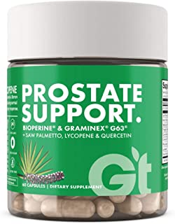 Genesis Today Prostate Support Supplement, Urinary Tract and Prostate Health, 60 Vegetarian Capsules