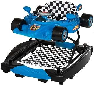 Baninni Andador para bebés 2 en 1 Razza rojo/azul BNBW001-RD ...