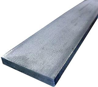 Online Metal Supply 304 Stainless Steel Flat Bar 1/4
