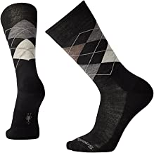 Smartwool Diamond Jim Crew Socks - Men's Medium Cushioned Merino Wool Performance Socks