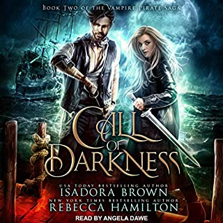 Call of Darkness audiobook cover art