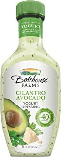 Bolthouse Farms, Cilantro Avocado Yogurt Dressing, 14 oz