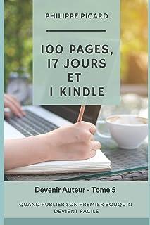 100 pages, 17 jours et 1 Kindle: 5