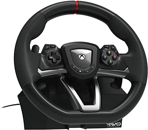 HORI Racing Wheel Overdrive Designed for Xbox Series X|S by HORI - Officially Licensed by Microsoft