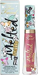 Too Faced Melted Matte Liquified Long Wear Lipstick, Melted Clover