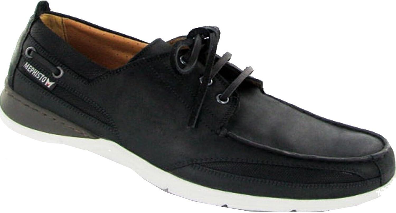 Mephisto Mans Boat skor skor skor FAMILJE svart (6.5 Storbritannien)  skydd efter försäljning
