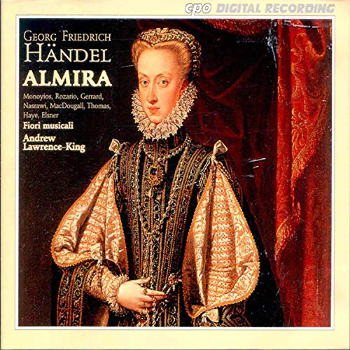 Almira, HWV 1, Act I: Schaum immer Gift und Gallen - Zurne was hin