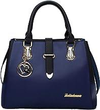 FTSUCQ Womens Love Satchels Shoulder Handbags Casual Messenger Bag Hobos Satchels Purse