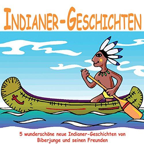 Indianer-Geschichten für Kinder Titelbild