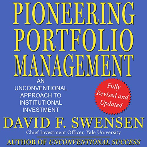 Pioneering Portfolio Management  By  cover art