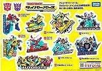 東京おもちゃショー2019 トランスフォーマー TRANSFORMERS サイバーバース ステッカー オプティマスプライム バンブルビー ホビーグッズ