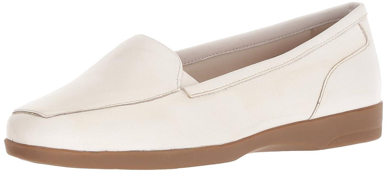 少年閉じるくるみ[Easy Spirit] Womens Devitt Leather Closed Toe Oxfords [並行輸入品]