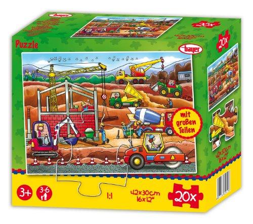 Bayer Design puzzel-constructie (20 stuks)