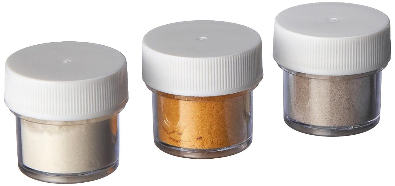 褒賞付録機知に富んだShimmer Dust .47oz/Pkg-Elegant - Silver, Gold & Pearl