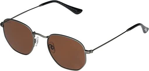 Satin Pewter Frame/Copper Polarized PC Lens