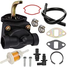 TOPEMAI 1255902-S Fuel Pump Replace 1255902S 12-559-02-S 1255902 1255901-S for Kohler CH11-CH16 Engine John Deere AM133627 LT133 Garden Tractors