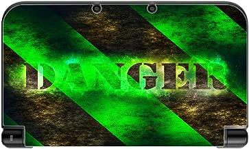 Danger Hazard Caution Biohazard Vinyl Decal Sticker Skin by Moonlight4225 for New 3DS XL 2015