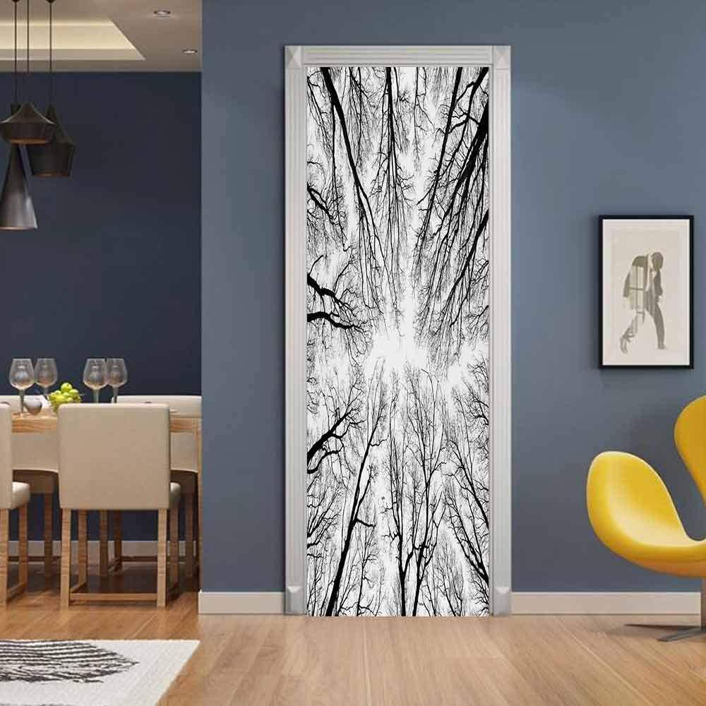 JHCMT Rama de árbol de Arte Creativo 88x200cm Etiqueta de la ...